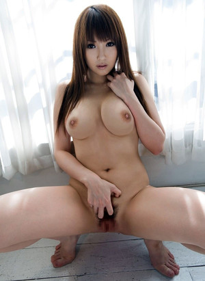 Wet Young Asian slut with a very hairy..