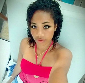 Collection of cute black college girls..