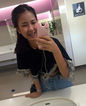Young Thai teen Por private images