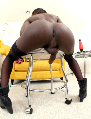 Young ebony ladyboys with very big..