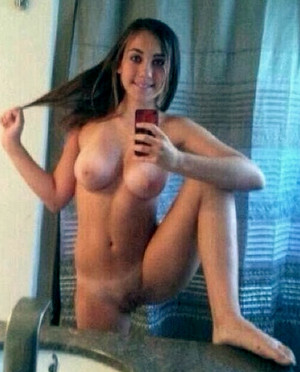 Young nude selfies, so hot!